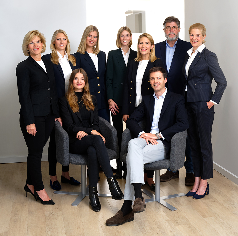 Teamfoto KCR-Grunstuecksverwaltung_Immobilien_Familie-Raufus