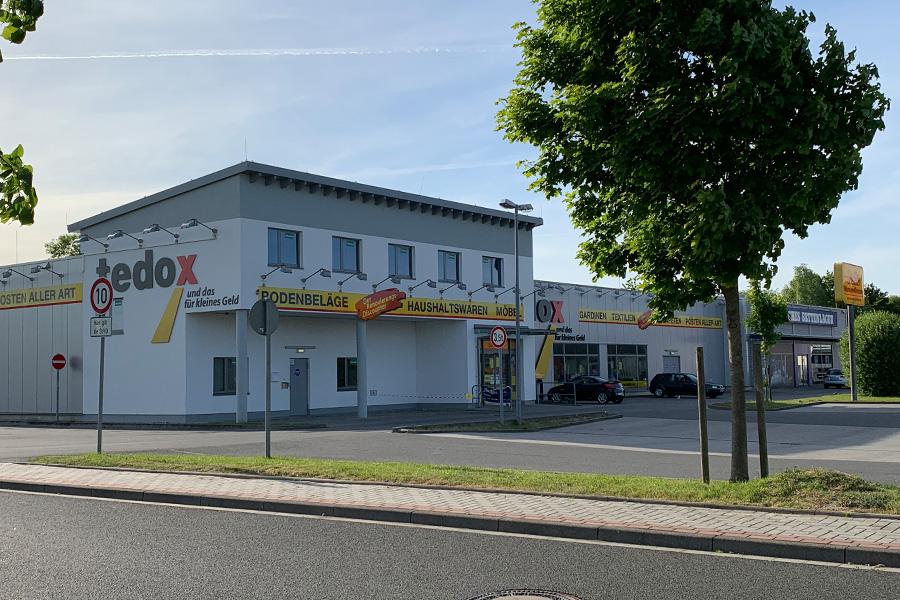 Tedox – Ernst-Barlach Straße